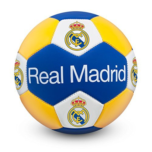 Real Madrid Football Club Fútbol Nuskin Signature - Tamaño 3