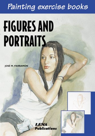 Figuras y retratos: A Painting Exercise Book (Painting Exercise Books)