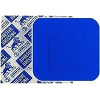 4 Boxen 400 x 3,8 cm Blue Lion Kitchen Square First Aid CE Pflaster preisvergleich bei billige-tabletten.eu
