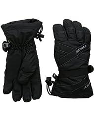 Niños Gordini guantes Gore Tex III para niño, otoño/invierno, infantil, color Negro - negro, tamaño S