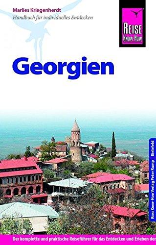 Preisvergleich Produktbild Reise Know-How Reiseführer Georgien