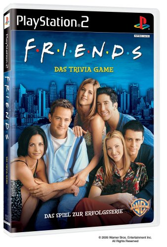 Friends - The Trivia Game - 2 Playstation Trivia