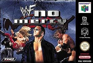 wwf nO mERCY - Nintendo 64 - PAL