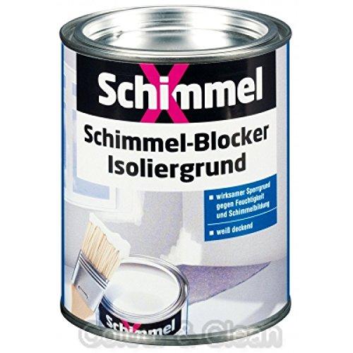 Pufas Schimmelblocker SchimmelX Isoliergrund Weiß Deckend 750Ml