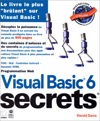 Visual BASIC 6 : Secrets