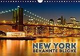 NEW YORK Bekannte Blicke (Wandkalender 2018 DIN A4 quer): Beliebte Ansichten aus der US-Metropole (Geburtstagskalender, 14 Seiten ) (CALVENDO Orte) [Kalender] [Feb 16, 2015] Viola, Melanie