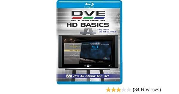 Digital Video Essentials - HD Basics Blu-ray 2008 Region Free
