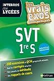 SVT 1re S : nouveau programme 2012