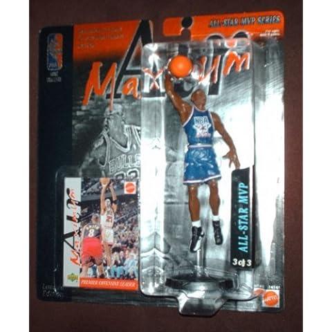 1999 Mattel Air Maximum Michael Jordan Figure - 1998 All-Star MVP by Mattel