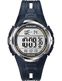 Timex Marathon T5K804 - Reloj de cuarzo para hombres, color azul