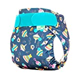 TotsBots PeeNut Reusable Wrap Size 1 Rattle and Roll Design for use with the Bamboozle Nappies