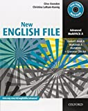 New English File: Advanced: MultiPACK A: Six-level general English course for adults by Oxenden/Latham-Koeni (2011-02-17)