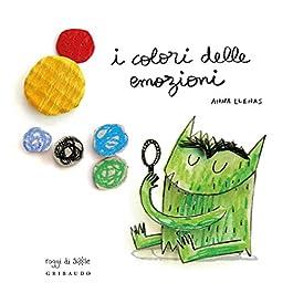 libro per bambini - i colori delle emozioni