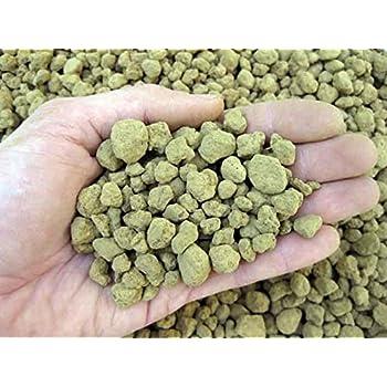 Geosism /& Nature Akadama Hard Quality 2//5 mm 1 kg - c.ca 1,5 lt per Bonsai