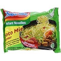 Indomie Fideos Instantáneos, Ternera & Lima - 40 Paquetes