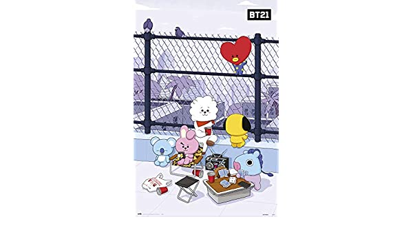 Grupo Erik GPE5359 Poster 61x91cm Multicolore