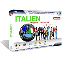 Coffret Berltiz Italien - Tous niveaux
