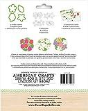 Best American Crafts Feuilles d'artisanat - American Crafts Sweet Sugarbelle Ensemble d'emporte-pièces, Multicolore, 17.27x Review