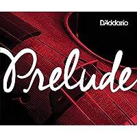 Cuerda individual La para violonchelo Prelude de D\'Addario, escala 4/4, tensión media.