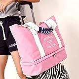 Portable Babytasche mit hoher Kapazität baby Flaschenbeutel leichte Wickeltasche mit Travel Storage Package Shopping Bag