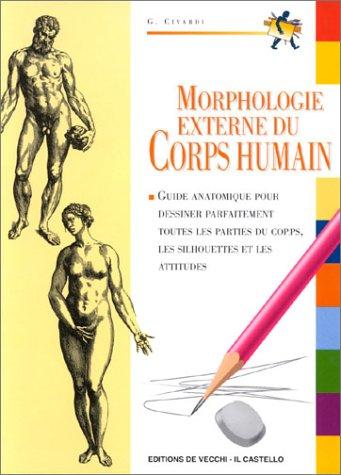 Morphologie externe du corps humain