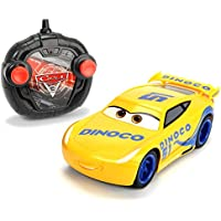 Disney Cars 203084004S02 3 Turbo Racer Cruz Ramirez Remote Control Car
