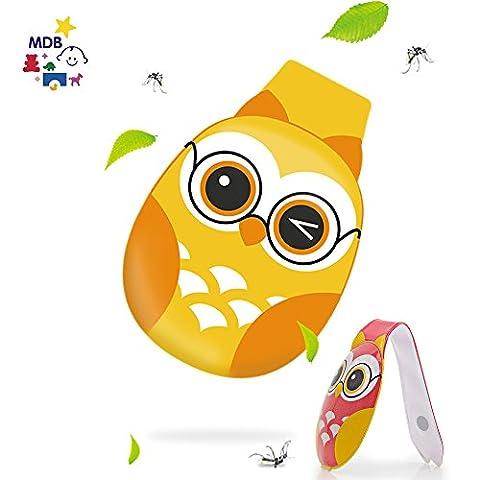 Bébé anti-moustiques Clip, toutes les plantes naturelles Moustiquaire pour Babe