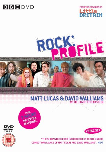 Rock Profile  DVD