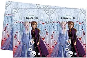 Disney Frozen 2 99487 - Funda para mesa, color azul