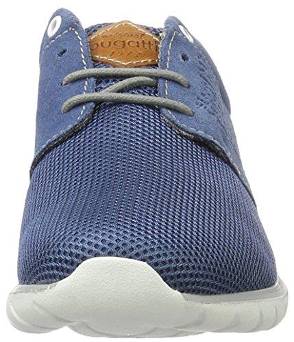 Bugatti K420636, Sneakers Basses Homme Bleu (Blau 400)