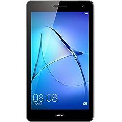 "Huawei Mediapad T3 7 Tablet 3G, Display da 7"", CPU MT8127 Quad Core A7 1.3GHz, RAM 1 GB, ROM 8 GB, Android, Grigio (Space Gray)"