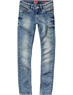 VINGINO Mädchen Hose Stretch Skinny Jeans ALEXIS light snow