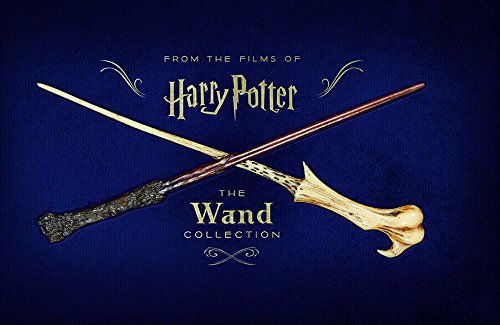Harry Potter The Wand Collection (Hardcover)