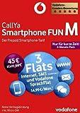 Vodafone Freikarte(CallYa international) + 15 Euro Startguthaben