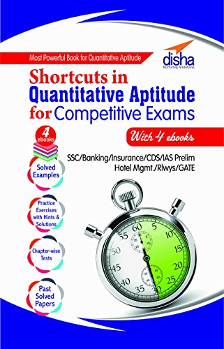 Methods pdf shortcut quantitative aptitude to solve