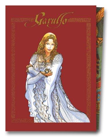 Garulfo, livre deuxième : Coffret 4 volumes