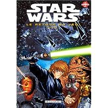 Star Wars en manga : Le Retour du Jedi, tome 1