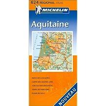 Atlas routiers : Aquitaine, N°20624