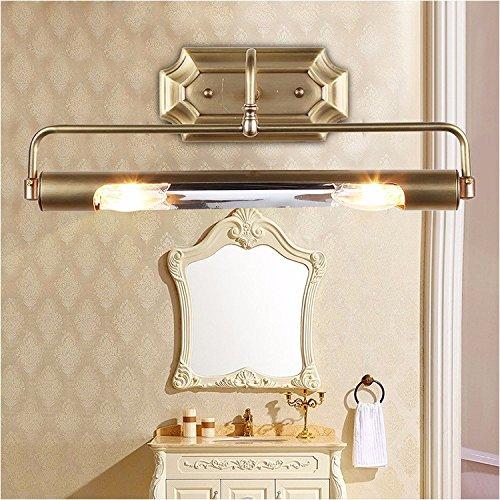 Kupfer-badewanne-eitelkeit (Badewanne Spiegel Lampen lisafeng Cu alle Bäder sind einfach Eitelkeit dressing amerikanischen Dorf leuchten Schlafzimmer Kupfer vor dem Spiegel Lampe)