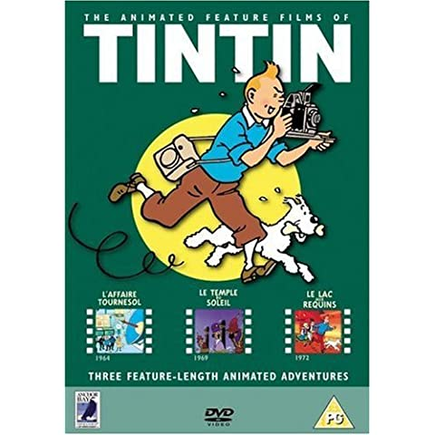 The Animated Feature Films of Tintin