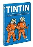 Tintin - 3 aventures - Vol. 5 : Objectif Lune + On a marché sur la Lune + Tintin au pays de l'or noir...