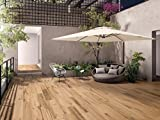 Provenza provoak roble recuperata 20mm 40x 120cm x41pv3r baldosas suelos rivestimeni de cerámica para casa baño cocina exterior de oferta