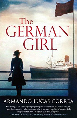 The German Girl by [Correa, Armando Lucas]