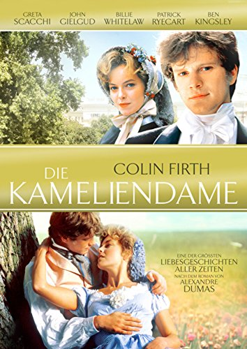 Die Kameliendame Cover