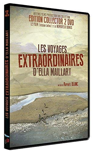 The extraordinary journeys of Ella Maillart ( Les voyages extraordinaires d'Ella Maillart )