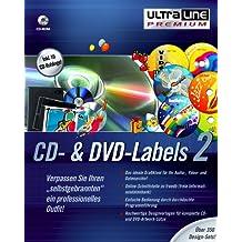 CD- & DVD-Labels 2 (+10 Rohlinge) Limitierte Auflage