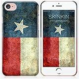 Coque iPhone 7 de chez Skinkin - Design original : Texas state flag par Bruce Stanfield