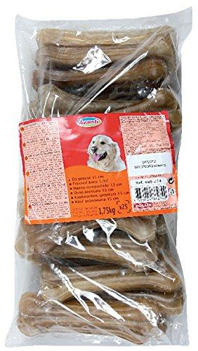 Sachet de 25 os à mâcher de 15 cm pour chien/Zolux