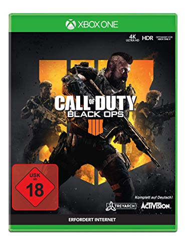 Call of Duty: Black Ops 4 - Standard Edition