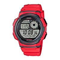 Casio Sport Watch Digital Display for Men AE-1000W-4AV